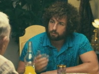 You Don't Mess With The Zohan: Scene 1