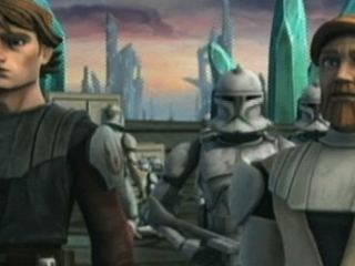 Star Wars: The Clone Wars (Anakin's New Padawin)
