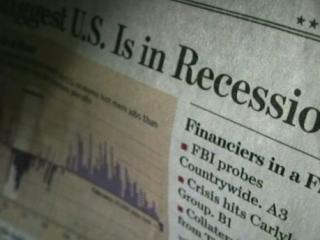I.O.U.S.A. Scene: Montage Of Headlines