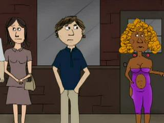 The Life & Times Of Tim: Debbies Pants