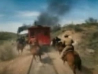 How The West Was Won: Gold Train Gun Fight