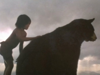 The Second Jungle Book Mowgli And Baloo