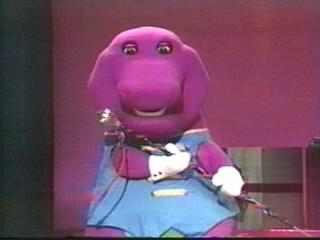 barney in concert trailer 1991 video detective