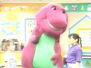 Barney And The Backyard Gang: Barney's Birthday Trailer ...