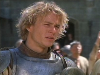 A Knight's Tale Scene: Concentrate