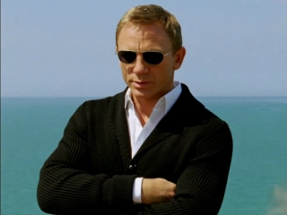 Quantum Of Solace: I Need A Passport