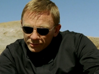 Quantum Of Solace: Have You Ever Killed Someone?