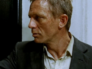 Quantum Of Solace: It's Time To Go