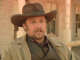 American Outlaws: Gabriel Macht-On Traing For The Movie