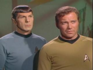 Star Trek: For the World is Hollow and I have Touched the Sky