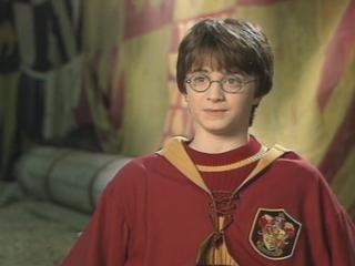 Harry Potter And The Sorcerer's Stone Soundbite: Daniel Radcliffe