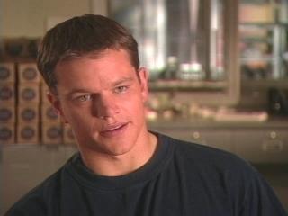 Ocean's 11: Matt Damon-On The Plot