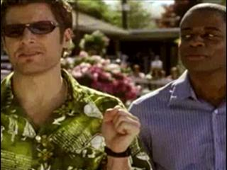 Psych: Miami Vice Spoof