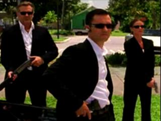 Burn Notice: Hot Spot