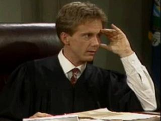 Night Court: Burger and Fries