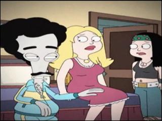 American Dad!: Roger The Most Interesting Alien Bing
