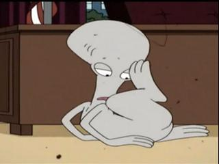 American Dad!: Roger: The Most Interesting Alien In The World