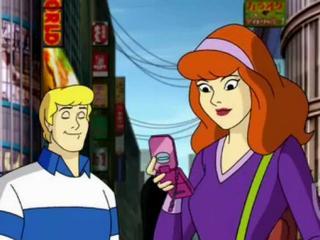 Scooby-Doo! And The Samurai Sword: Hachiko