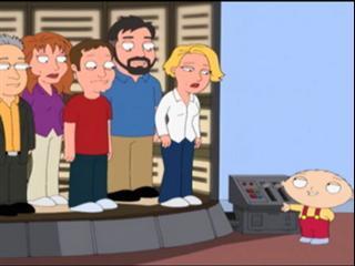 Family Guy: Chin Balls
