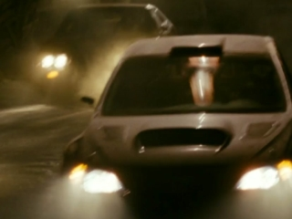 Fast & Furious: Fenix Pick Manuevers Brian's Car In The Tunnel
