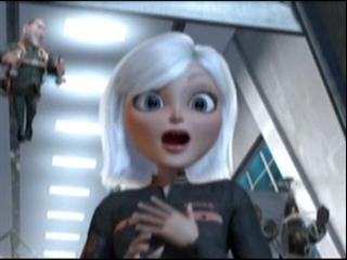 Monsters Vs. Aliens: Ginormica Orientation