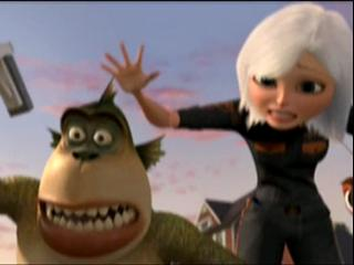 Monsters Vs. Aliens: Follow My Lead