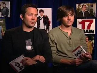 17 Again: Soundtrack Interview