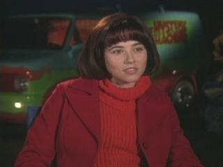Scooby Doo Soundbites: Linda Cardellini-Velma Dinkley-On Cartoon Meets Life