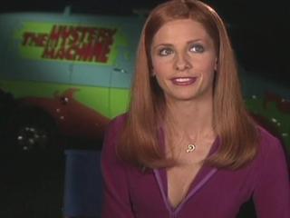 Scooby Doo Soundbites: Sarah Michelle Gellar-Daphne Blake-On Incredibly Physical Role