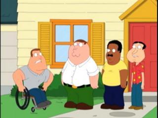Family Guy: I Don't Want It