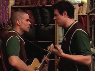 Glee: Mattress