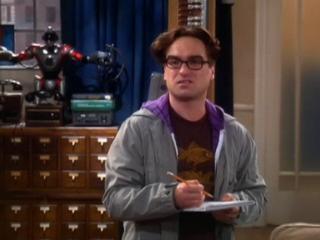 The Big Bang Theory: Clip 9