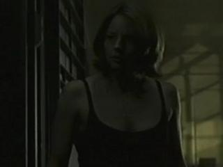 The Panic Room Scene: Something On The Monitor