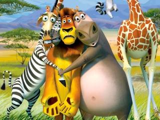 Madagascar: Escape 2 Africa (Italian)