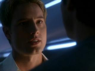 Smallville: Identity Oliver