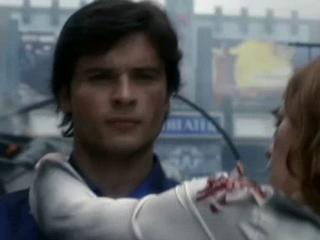 Smallville: Plastique First Day
