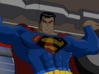 SupermanBatman Public Enemies