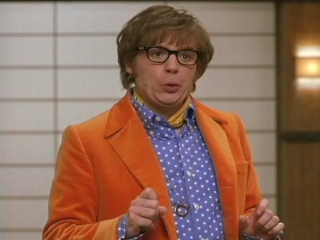 Austin Powers In Goldmember: Wire