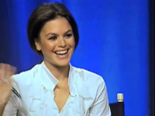 Project Runway: Guest Judge Rachel Bilson