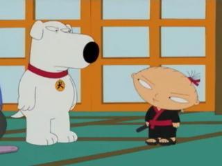 Family Guy: Peter's Progress