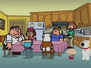 Family Guy: Love Blactually