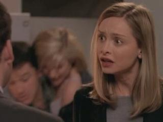 Ally Mcbeal: The Unisex Bathroom