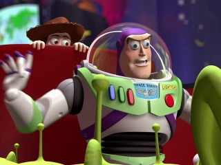 Toy Story Double Feature: The Aliens