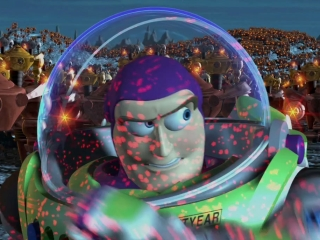 Toy Story Double Feature: Space Ranger