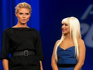 Project Runway: Christina Aguilera