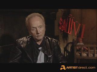 Artistdirect.Com Exclusive Video Interview Saw VI Star Tobin Bell A.K.A. Jigsaw