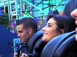 Glee: Roller Coaster Ride