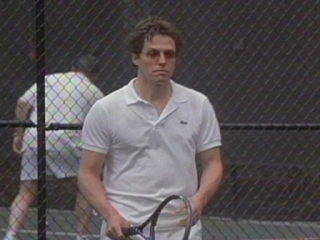 Two Weeks Notice Scene: Tennis Match