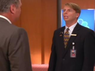 30 Rock: Kenneth Confronts Jack About His Check