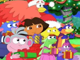 Dora The Explorer Doras Christmas Carol Adventure Trailer 2009